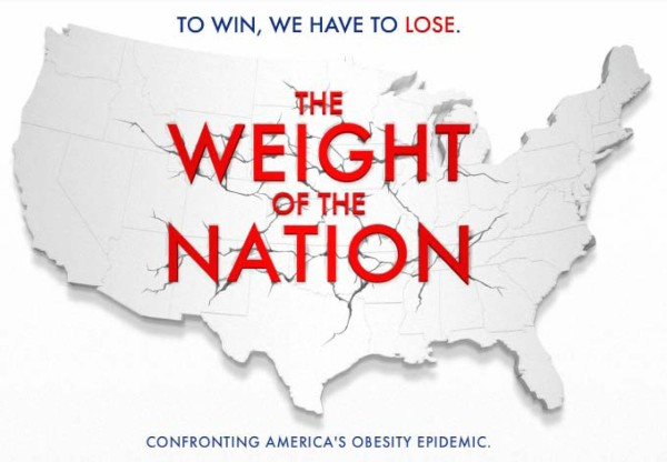 "weight of a nation consequences The third segment of ""the weight of the nation"", produced by hbo, made it very clear that there are forces working against children and parents that are trying to eat well."