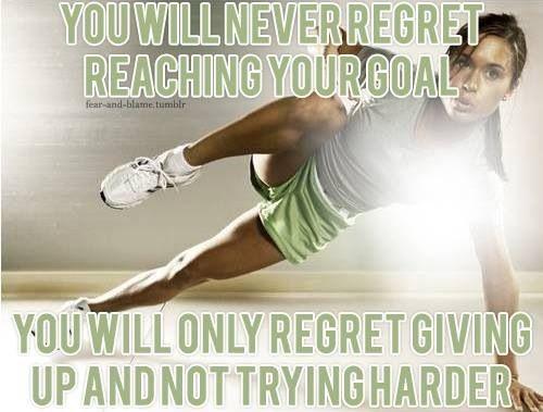 Reaching Goal